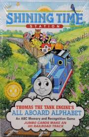 j b king from shining time station shining time station