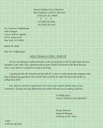 example of full block style examples business letters full block