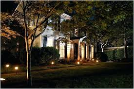 Low Voltage Led Landscape Lighting Led Landscape Lighting Fixtures Low Voltage Image Of Exterior Led