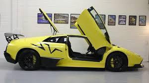 Lamborghini Murcielago Yellow - rare lamborghini murcielago sv can be yours for a cool 325 500