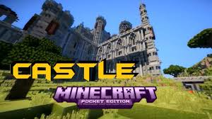 Castle Maps For Minecraft Minecraft Pe Castle Download Youtube