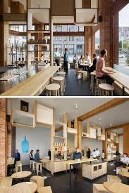 bohlin cywinski jackson have designed a new coffee shop in san