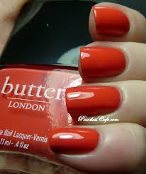 butter london jaffa swatches and review pointless cafe