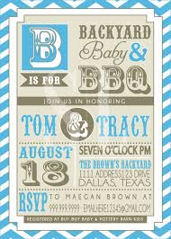 baby shower invitations incredible bbq baby shower invitations