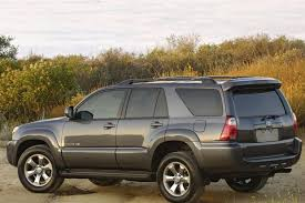 2009 toyota 4runner trail edition 2003 2009 toyota 4runner used car review autotrader