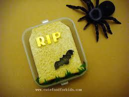 halloween themed lunch snacks for kids