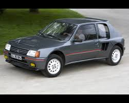 peugeot pars tuning peugeot 205 turbo 16 world rally champion 1985 1986 u2013 paris