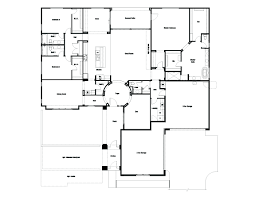 horizon floor plan at trovita norte capstone collection in mesa