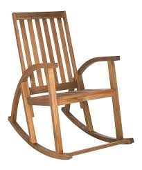 Free Patio Rocking Chair Plans by Natural Wood Patio Rocking Chair Zulily Wooden Patio Chairs