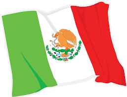 Mexico Flags File Mexico Flag Waving Icon Svg Wikimedia Commons