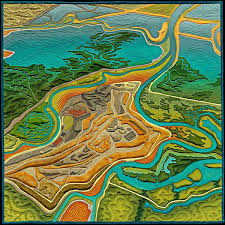 san francisco map quilt sanitary by gass posted at poppy gall design studio map