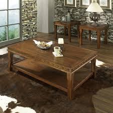 coastal vinyl floor fireplace mantel 3 piece table set for living