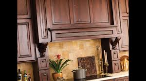 Wood Kitchen Hood Designs by Dramatic Wood Hoods From Dura Supreme Cabinetry Youtube