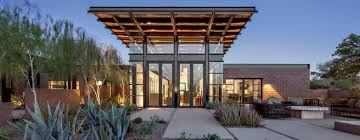 desert home plans a modern sonoran desert home with gallery like interiors