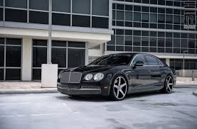 matte black bentley flying spur bentley continental flying spur exclusive motoring miami
