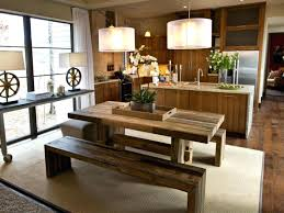 Bench Style Dining Tables Bench Style Kitchen Tables Arminbachmann