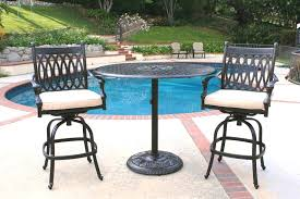 High Bistro Table Luxury Scheme Beautiful Outdoor High Bistro Table And Chairs Patio