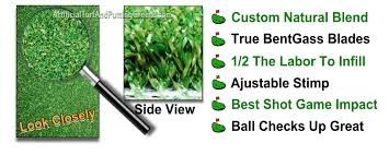artificial backyard putting greens quality golf green kit