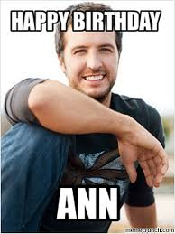 Luke Bryan Happy Birthday Meme - image jpg w 400 c 1