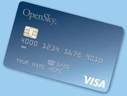 Business Secured Credit Card Open Sky Secured Visa Credit Card U2013 Rebuild Credit History Now