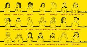 bentuk payudara wanita mewakili sifatnya sayap sayap kehidupan