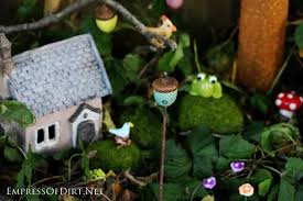 easy diy fairy garden decor empress of dirt