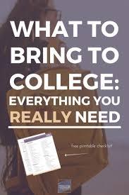 College Toiletries Checklist 25 Best College Packing Checklist Ideas On Pinterest College