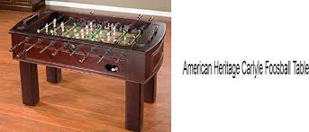 space needed for foosball table reviews archives