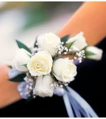 white wrist corsage white wrist corsage norwood ma florist