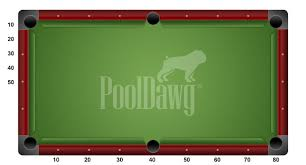 How Long Is A Pool Table Diamonds Are A U0027s Best Friend At Pooldawg Com Pool Cues And