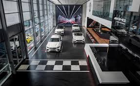 mercedes showroom mercedes amg showroom in affalterbach gets redesigned autodevot