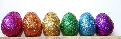 glitter easter eggs glitter easter eggs stock illustration illustration of easter