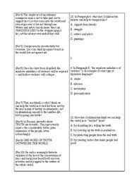 Soapstone Literary Analysis Soapstone Test 1 For Reading Comprehension And Analysis By Flipped