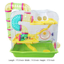 Hamster Cages Cheap Attractive Pink Hamster Cage Other Pets Buy At Petshop18 Com