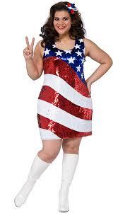 Cheap Halloween Costumes Size Size Sequin American Spirit Size Sequin Patriotic
