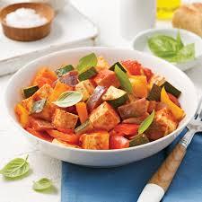 cuisine repas ratatouille repas recettes cuisine et nutrition pratico pratique