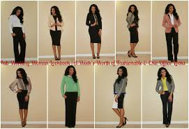 casual clothing for women over 50 fab working woman lookbook a week of fashionable u0026 chic office