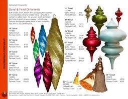 finial ornaments barrango inc