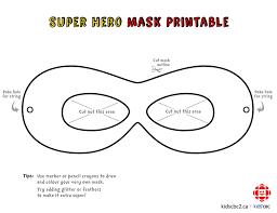 super awesome superhero mask explore awesome