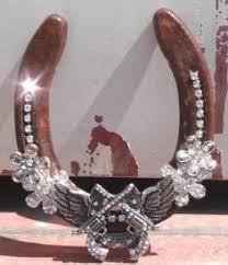 Horseshoe Decoration Ideas 124 Best Horseshoe Decor Images On Pinterest Horseshoe Crafts
