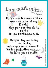 printable lyrics happy birthday song in spanish free printable lyrics spanish