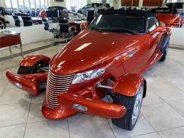 2001 chrysler prowler for sale classiccars com cc 978309