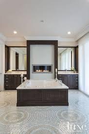 bathroom master bedroom with fireplace in dekalb ga
