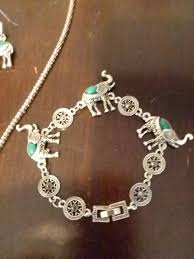 jewelry necklace bracelet images Beautiful set brand new necklace bracelet and earrings silver jpg
