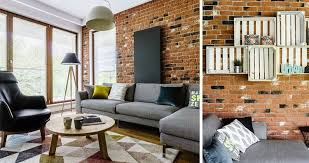 wohnzimmer ideen wandgestaltung regal wandgestaltung im wohnzimmer 85 ideen und beispiele