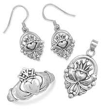 claddagh set claddagh set symbol of friendship loyalty and