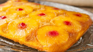 pineapple upside down rum cake recipe bettycrocker com