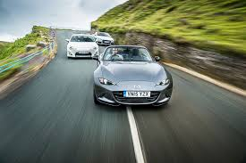 mazda mx5 mazda mx 5 vs toyota gt86 vs audi tt triple test review 2016 by