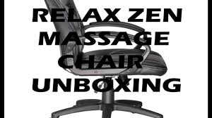 Office Chair Black Leather Comfort Products Relaxzen Massage Office Chair Black Leather