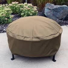 Outdoor Firepit Cover Pit Covers Hayneedle